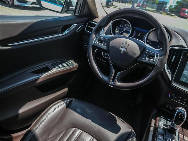 2017 Maserati Ghibli S Q4 (Stk: 1794MA SERVICE) in Vaughan - Image 12 of 25
