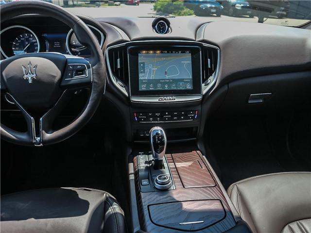2017 Maserati Ghibli S Q4 (Stk: 1794MA SERVICE) in Vaughan - Image 13 of 25