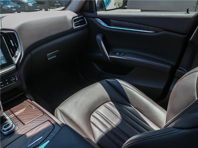 2017 Maserati Ghibli S Q4 (Stk: 1794MA SERVICE) in Vaughan - Image 14 of 25