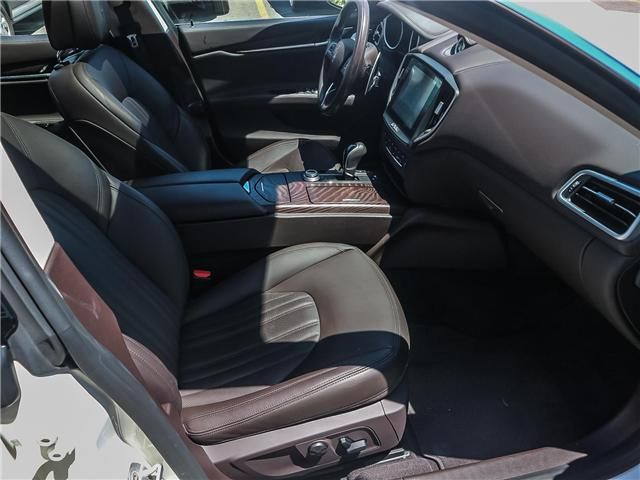 2017 Maserati Ghibli S Q4 (Stk: 1794MA SERVICE) in Vaughan - Image 17 of 25