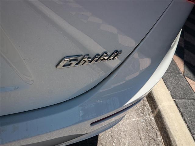 2017 Maserati Ghibli S Q4 (Stk: 1794MA SERVICE) in Vaughan - Image 22 of 25