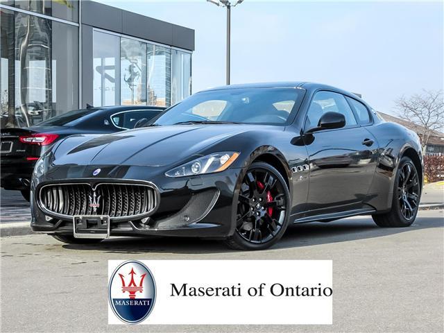 2017 Maserati GranTurismo  (Stk: U3030) in Vaughan - Image 1 of 30
