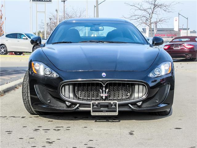 2017 Maserati GranTurismo  (Stk: U3030) in Vaughan - Image 2 of 30