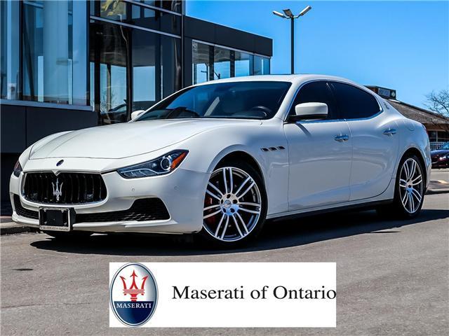 2015 Maserati Ghibli S Q4 (Stk: U4003) in Vaughan - Image 1 of 29