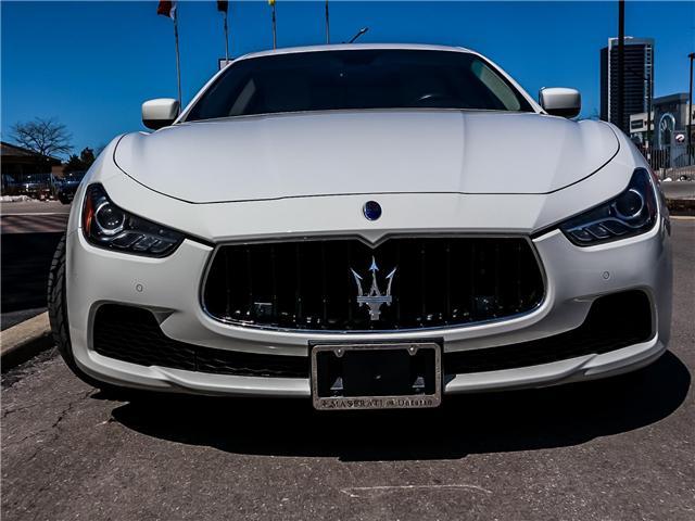 2015 Maserati Ghibli S Q4 (Stk: U4003) in Vaughan - Image 2 of 29