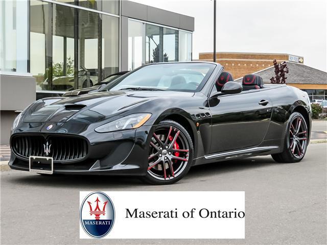 2017 Maserati GranTurismo  (Stk: U4079) in Vaughan - Image 1 of 27