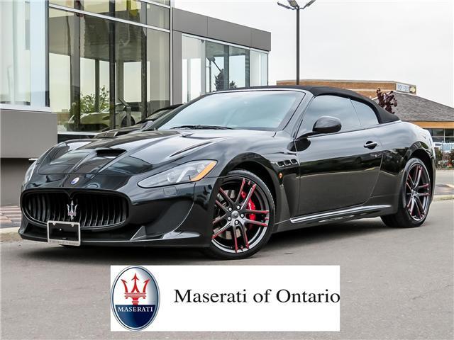 2017 Maserati GranTurismo  (Stk: U4079) in Vaughan - Image 2 of 27