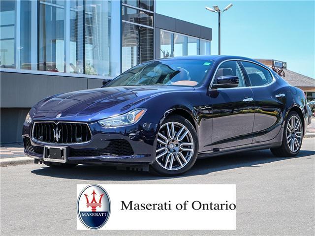 2016 Maserati Ghibli S Q4 (Stk: U4082) in Vaughan - Image 1 of 30