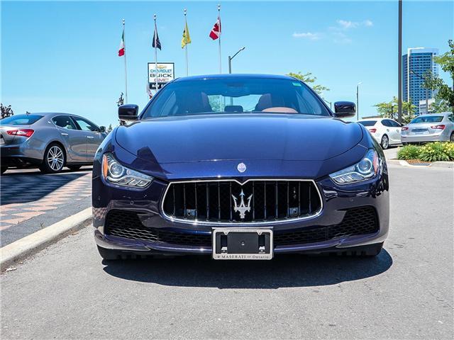 2016 Maserati Ghibli S Q4 (Stk: U4082) in Vaughan - Image 2 of 30