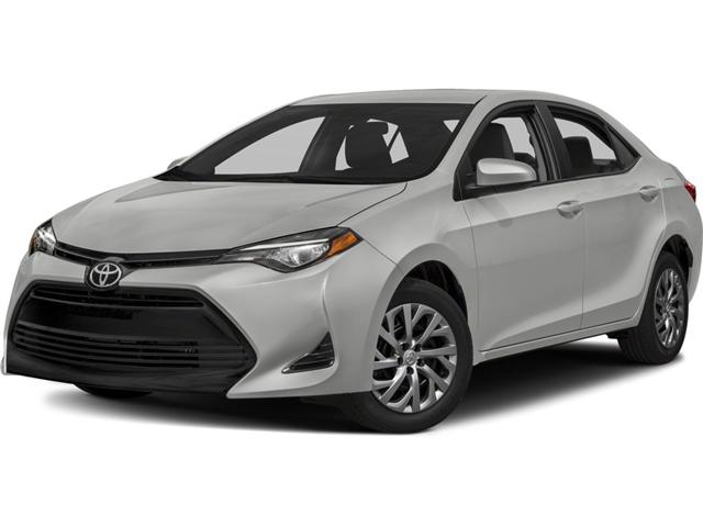 2017 Toyota Corolla LE (Stk: u00918) in Guelph - Image 1 of 1