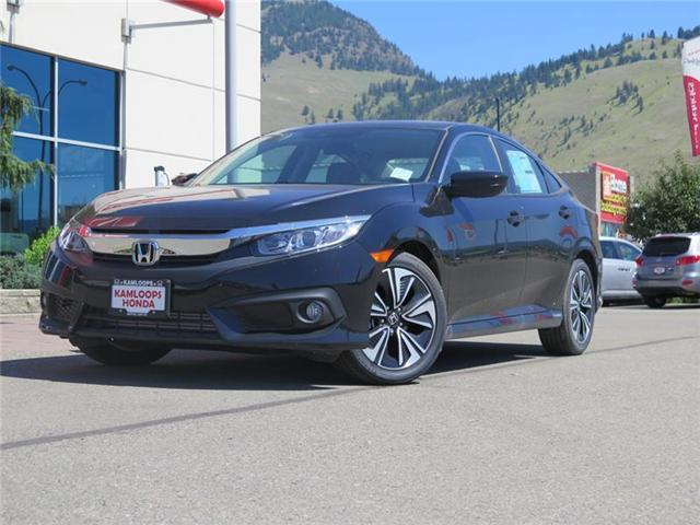 2018 Honda Civic EX-T (Stk: N13718) in Kamloops - Image 1 of 22