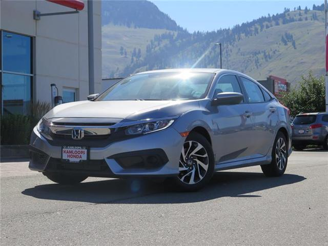 2018 Honda Civic EX (Stk: N13655) in Kamloops - Image 1 of 22