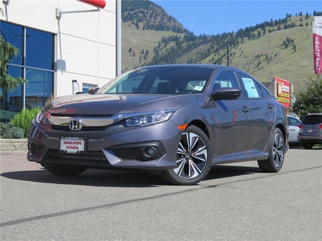 2018 Honda Civic EX-T (Stk: N13974) in Kamloops - Image 1 of 22