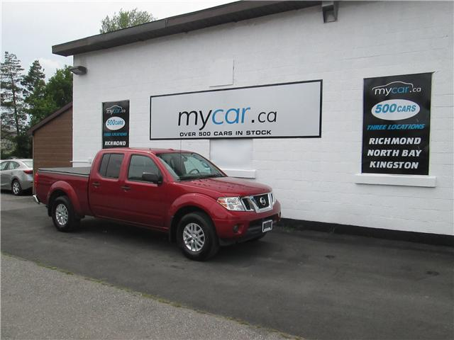 2016 Nissan Frontier SV (Stk: 180815) in Richmond - Image 2 of 12