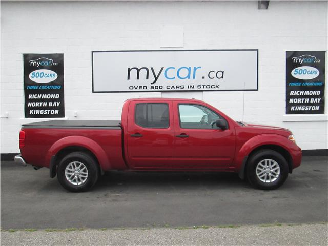 2016 Nissan Frontier SV (Stk: 180815) in Richmond - Image 1 of 12