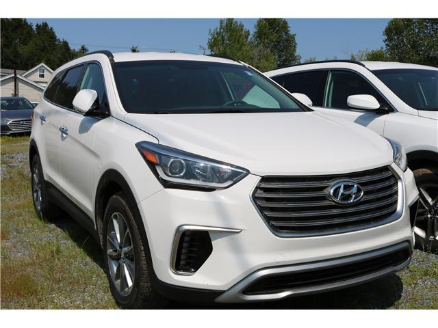 2018 Hyundai Santa Fe XL Base (Stk: 86100) in Saint John - Image 1 of 2