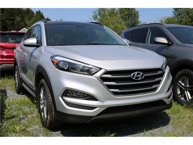 2018 Hyundai Tucson SE 2.0L (Stk: 87101) in Saint John - Image 1 of 2