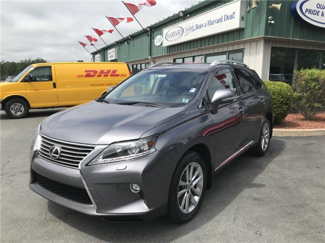 2015 Lexus RX 350 Sportdesign (Stk: 10003) in Lower Sackville - Image 1 of 26