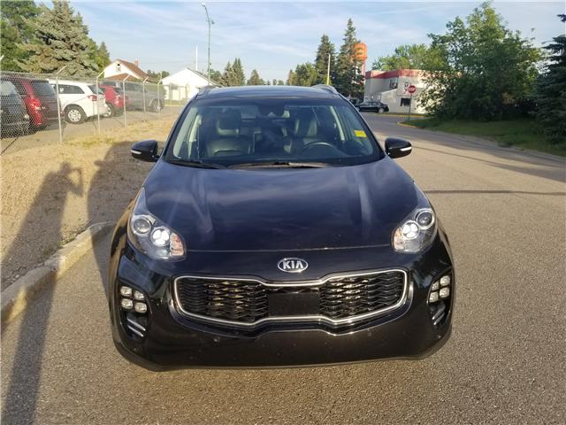 2017 Kia Sportage SX Turbo (Stk: U18-32) in Nipawin - Image 2 of 28