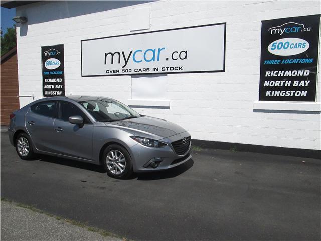 2015 Mazda Mazda3 GS (Stk: 180911) in Richmond - Image 2 of 14