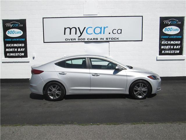 2017 Hyundai Elantra GL (Stk: 180854) in Kingston - Image 1 of 13