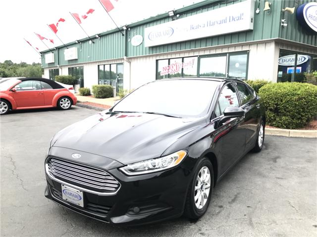 2015 Ford Fusion S (Stk: 9855A) in Lower Sackville - Image 1 of 15