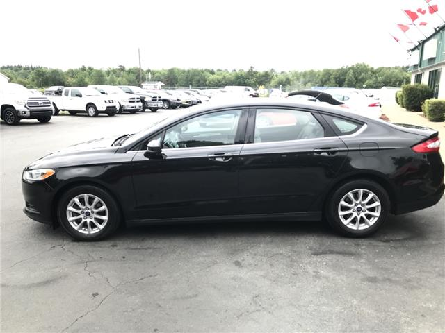 2015 Ford Fusion S (Stk: 9855A) in Lower Sackville - Image 2 of 15