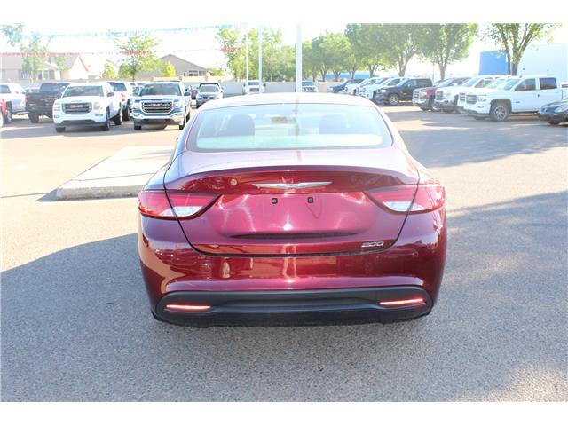 2015 Chrysler 200 LX (Stk: 154305) in Medicine Hat - Image 6 of 23