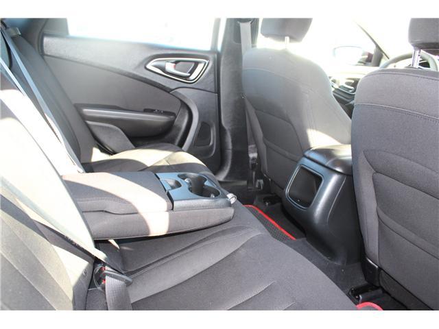 2015 Chrysler 200 LX (Stk: 154305) in Medicine Hat - Image 10 of 23