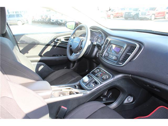 2015 Chrysler 200 LX (Stk: 154305) in Medicine Hat - Image 12 of 23