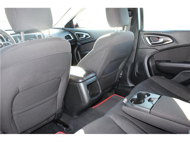 2015 Chrysler 200 LX (Stk: 154305) in Medicine Hat - Image 14 of 23