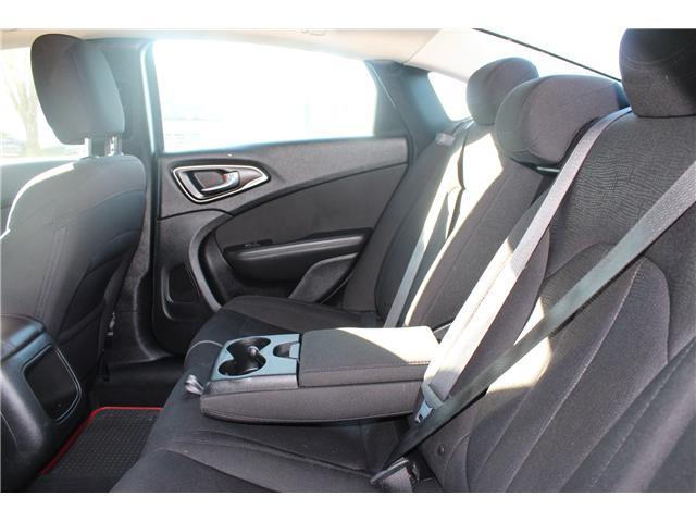 2015 Chrysler 200 LX (Stk: 154305) in Medicine Hat - Image 15 of 23