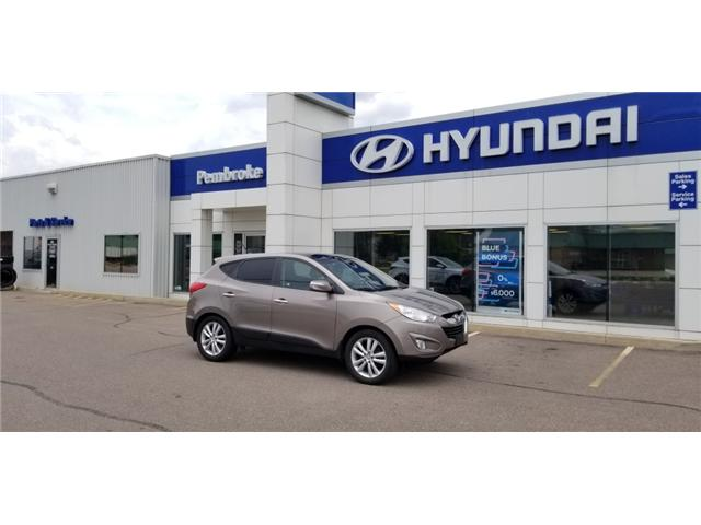 2013 Hyundai Tucson GLS (Stk: 18141-1) in Pembroke - Image 1 of 1