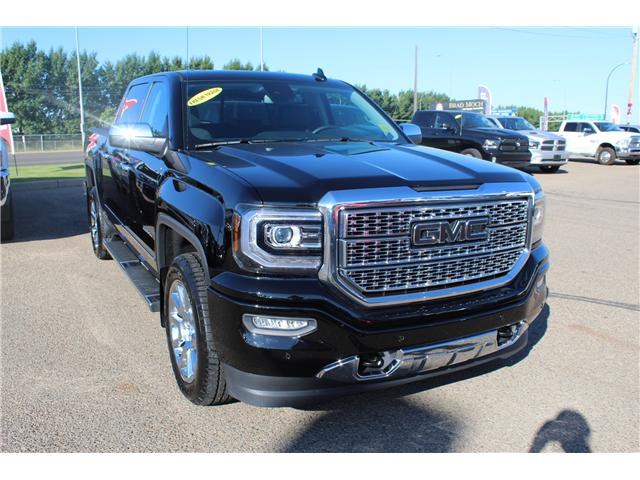 2017 GMC Sierra 1500 Denali (Stk: 166172) in Medicine Hat - Image 1 of 27