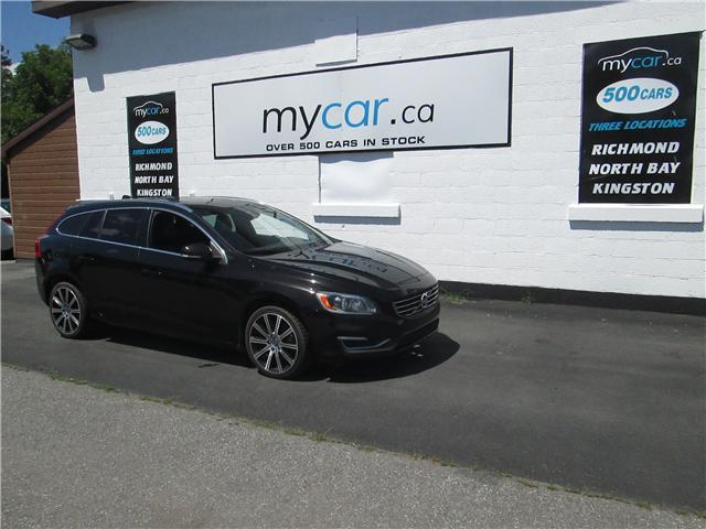 2015 Volvo V60 T6 Premier Plus (Stk: 180794) in Richmond - Image 2 of 14