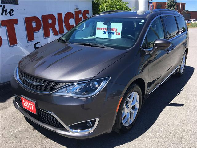 2017 Chrysler Pacifica Touring-L Plus (Stk: 18-428) in Oshawa - Image 1 of 17