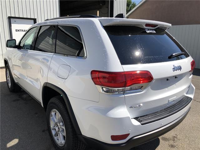 2018 Jeep Grand Cherokee Laredo (Stk: 13319) in Fort Macleod - Image 3 of 18