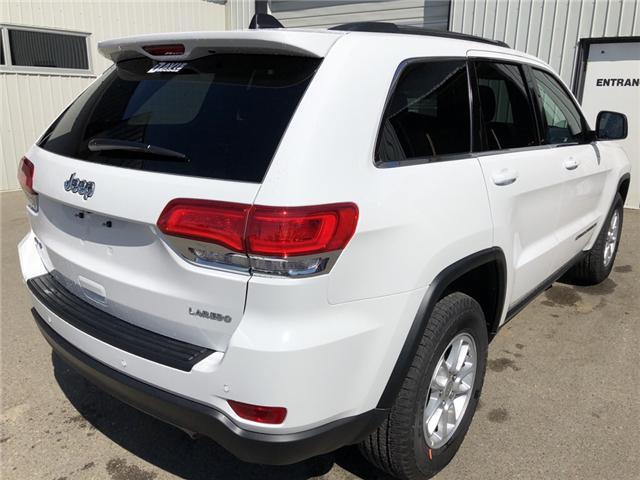 2018 Jeep Grand Cherokee Laredo (Stk: 13319) in Fort Macleod - Image 5 of 18