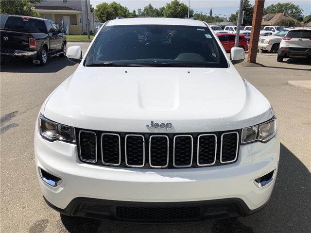 2018 Jeep Grand Cherokee Laredo (Stk: 13319) in Fort Macleod - Image 8 of 18