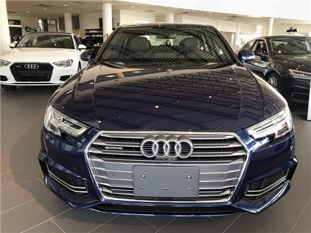 2018 Audi A4 2.0T Progressiv (Stk: 91183) in Nepean - Image 1 of 8