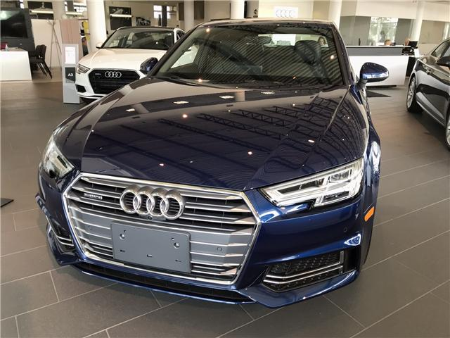 2018 Audi A4 2.0T Progressiv (Stk: 91183) in Nepean - Image 2 of 8