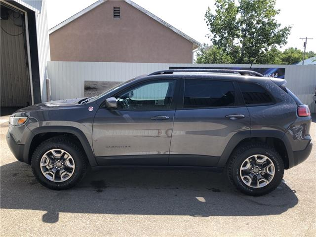 2019 Jeep Cherokee Trailhawk (Stk: 13315) in Fort Macleod - Image 2 of 21