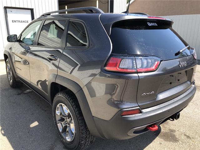 2019 Jeep Cherokee Trailhawk (Stk: 13315) in Fort Macleod - Image 3 of 21