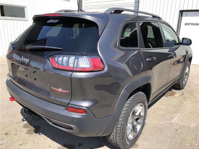2019 Jeep Cherokee Trailhawk (Stk: 13315) in Fort Macleod - Image 6 of 21
