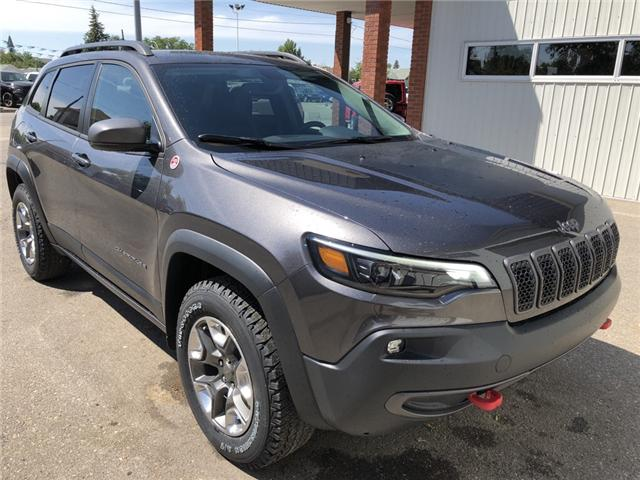 2019 Jeep Cherokee Trailhawk (Stk: 13315) in Fort Macleod - Image 8 of 21