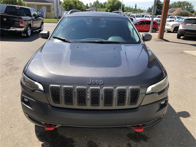 2019 Jeep Cherokee Trailhawk (Stk: 13315) in Fort Macleod - Image 9 of 21