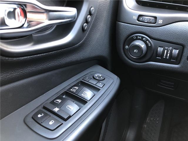 2019 Jeep Cherokee Trailhawk (Stk: 13315) in Fort Macleod - Image 14 of 21