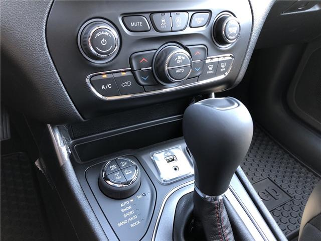 2019 Jeep Cherokee Trailhawk (Stk: 13315) in Fort Macleod - Image 19 of 21