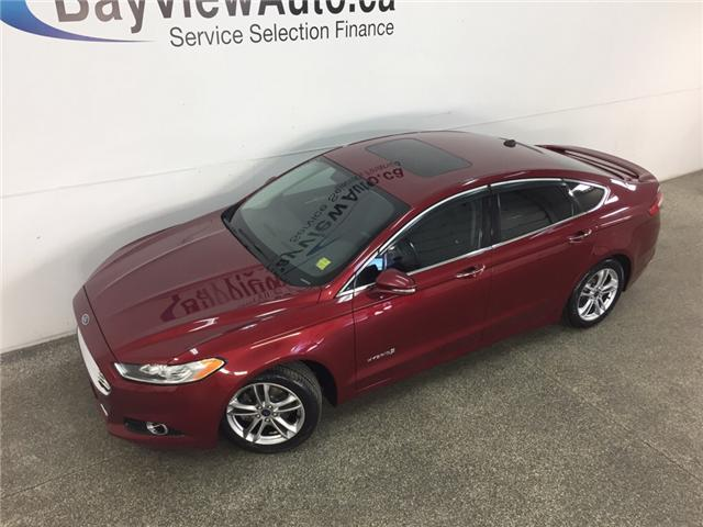 2015 Ford Fusion Titanium (Stk: 33038W) in Belleville - Image 2 of 29
