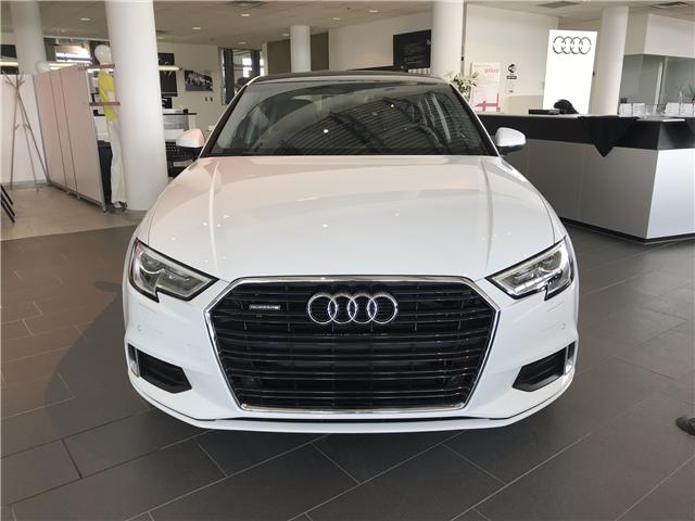2018 Audi A3 2.0T Komfort (Stk: 91083) in Nepean - Image 1 of 8